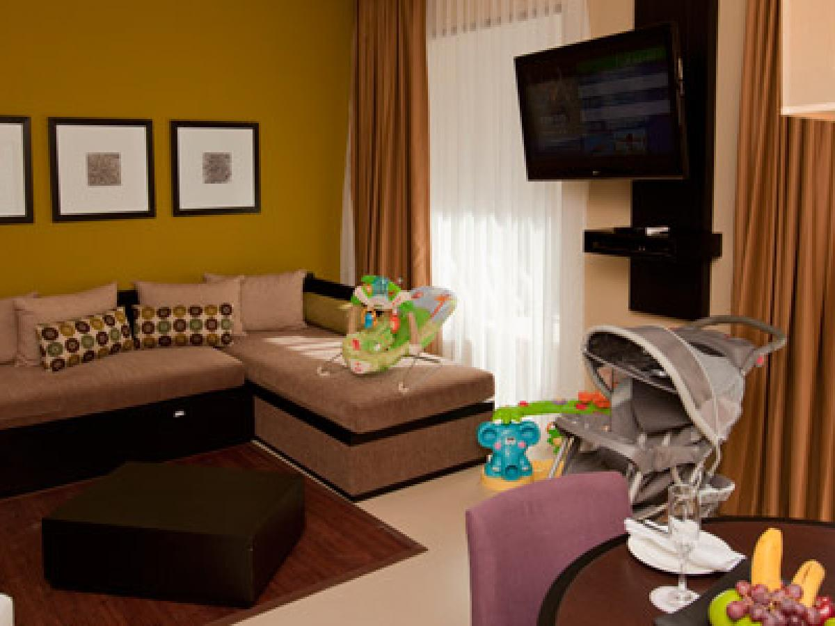 Azul Beach Hotel Riviera Maya - Fisher-Price Family Suite