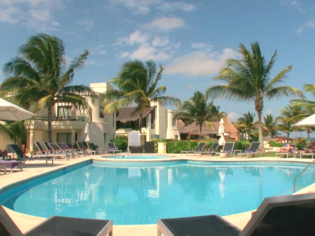 Azul Beach Resort Maya Riviera Mexico - Swimming Pools