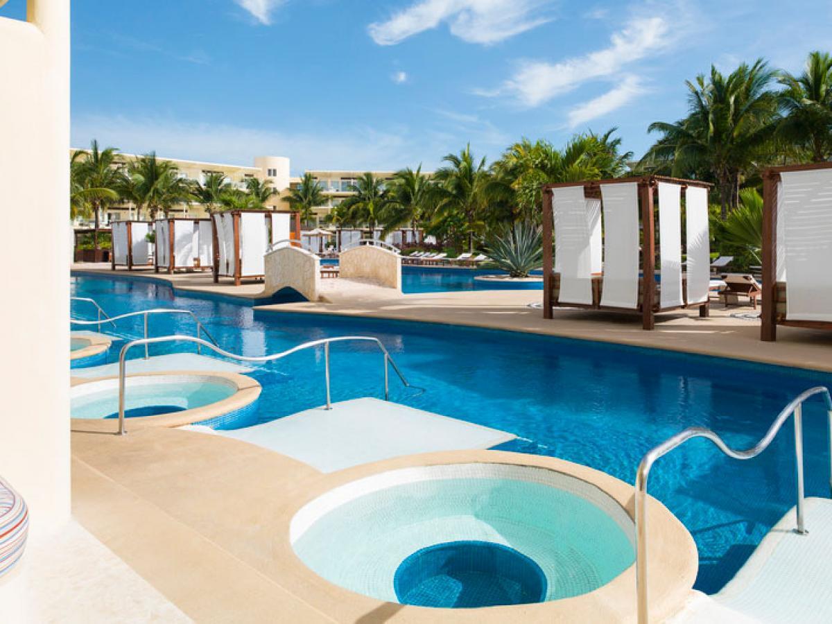 Azul Sensatori Mexico Riviera Maya - Royal Swim Up Suite