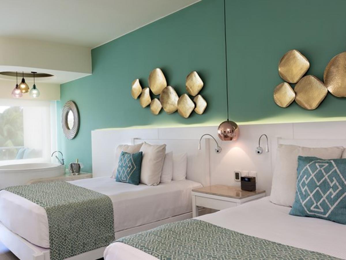 azul beach luxury suite