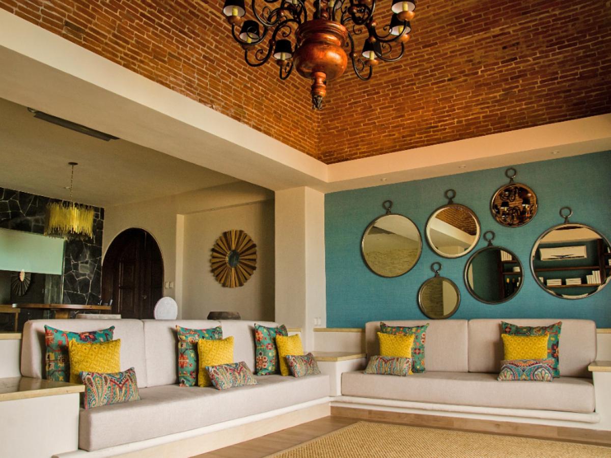 Casa del Mar Living Room