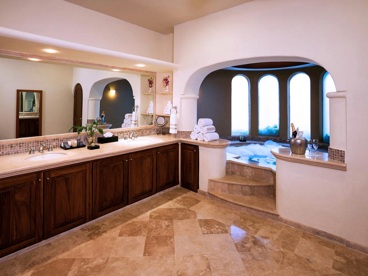 Villa Carola Riviera Maya Mexico Bathroom
