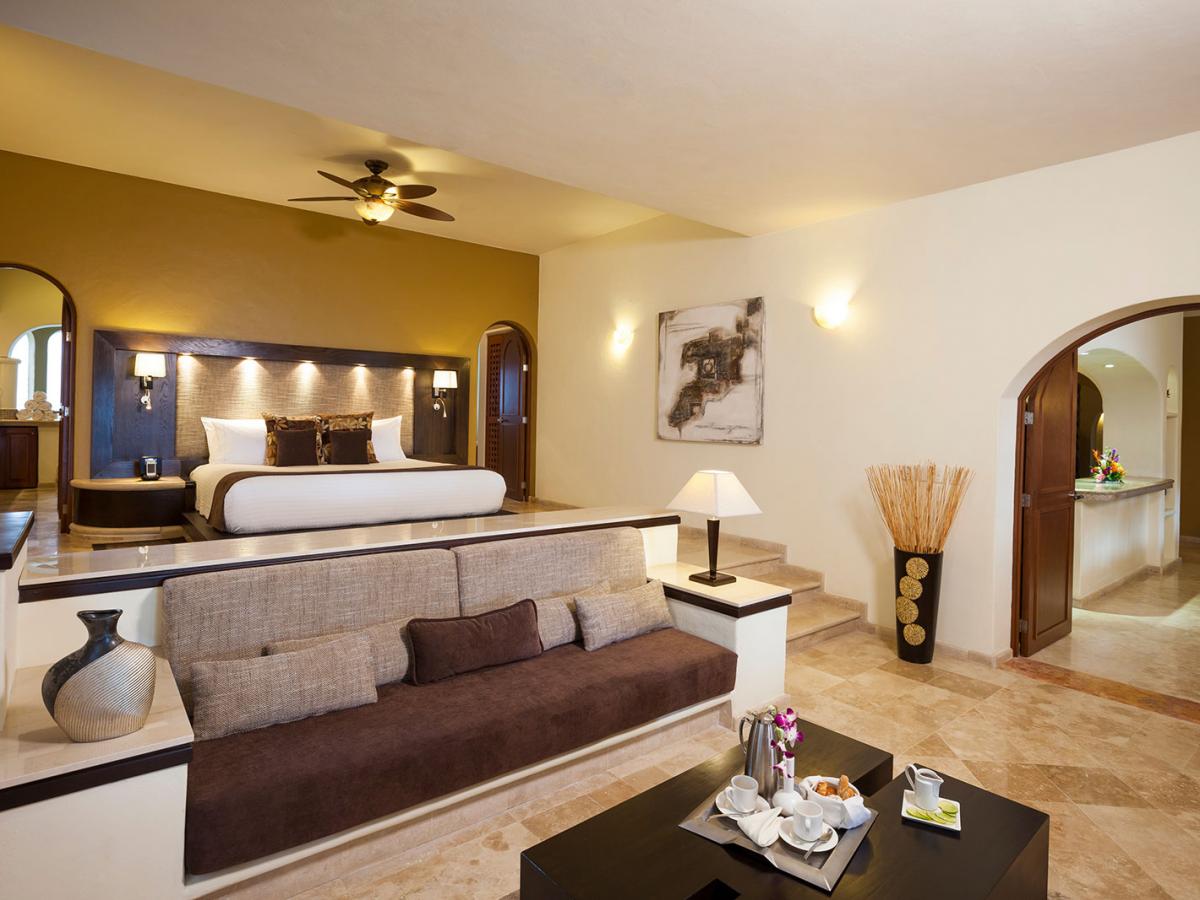 Villa Carola Riviera Maya Mexico Bedroom