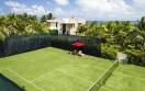 Villa Esmeralda Riviera Maya Mexico Tennis