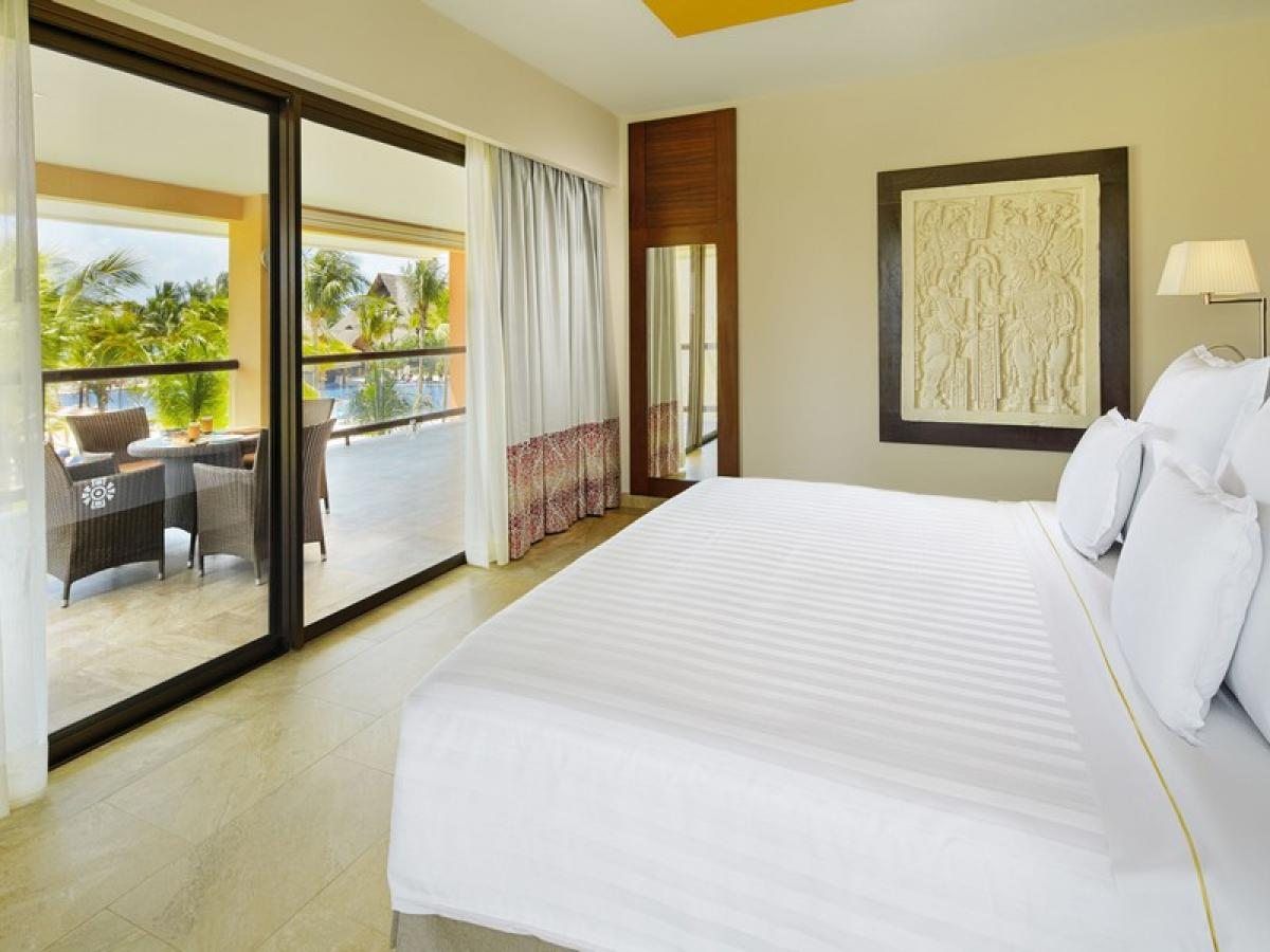 Barcelo Maya Beach Resort Riviera Maya Mexico - Superior Room Cl