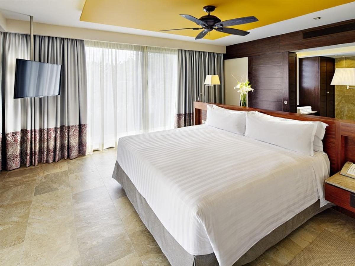 Barcelo Maya Beach Resort Riviera Maya Mexico - Suite Oceanfront