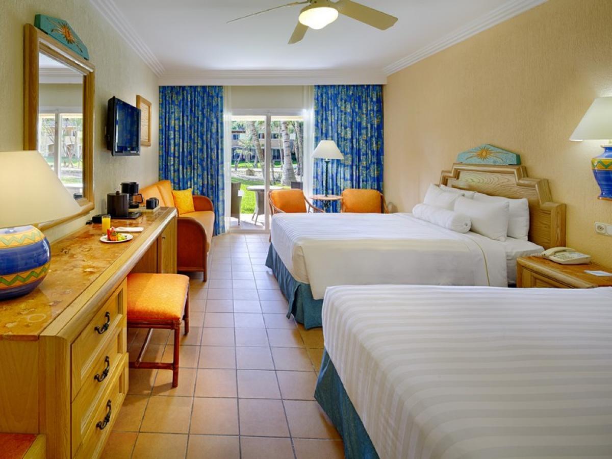 Barcelo Maya Beach Resort Riviera Maya Mexico - Superior Room