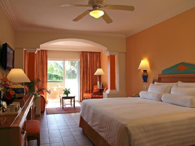 Barcelo Maya Caribe Riviera Mexico - Junior Suite Oceanfront Club Premium