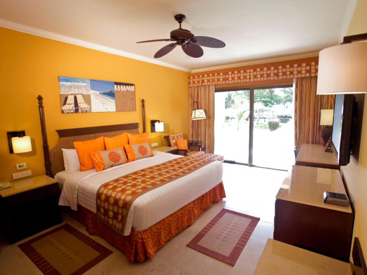 Barcelo Maya Palace Riviera Maya Mexico - Junior Suite Deluxe Pool View Club Pre