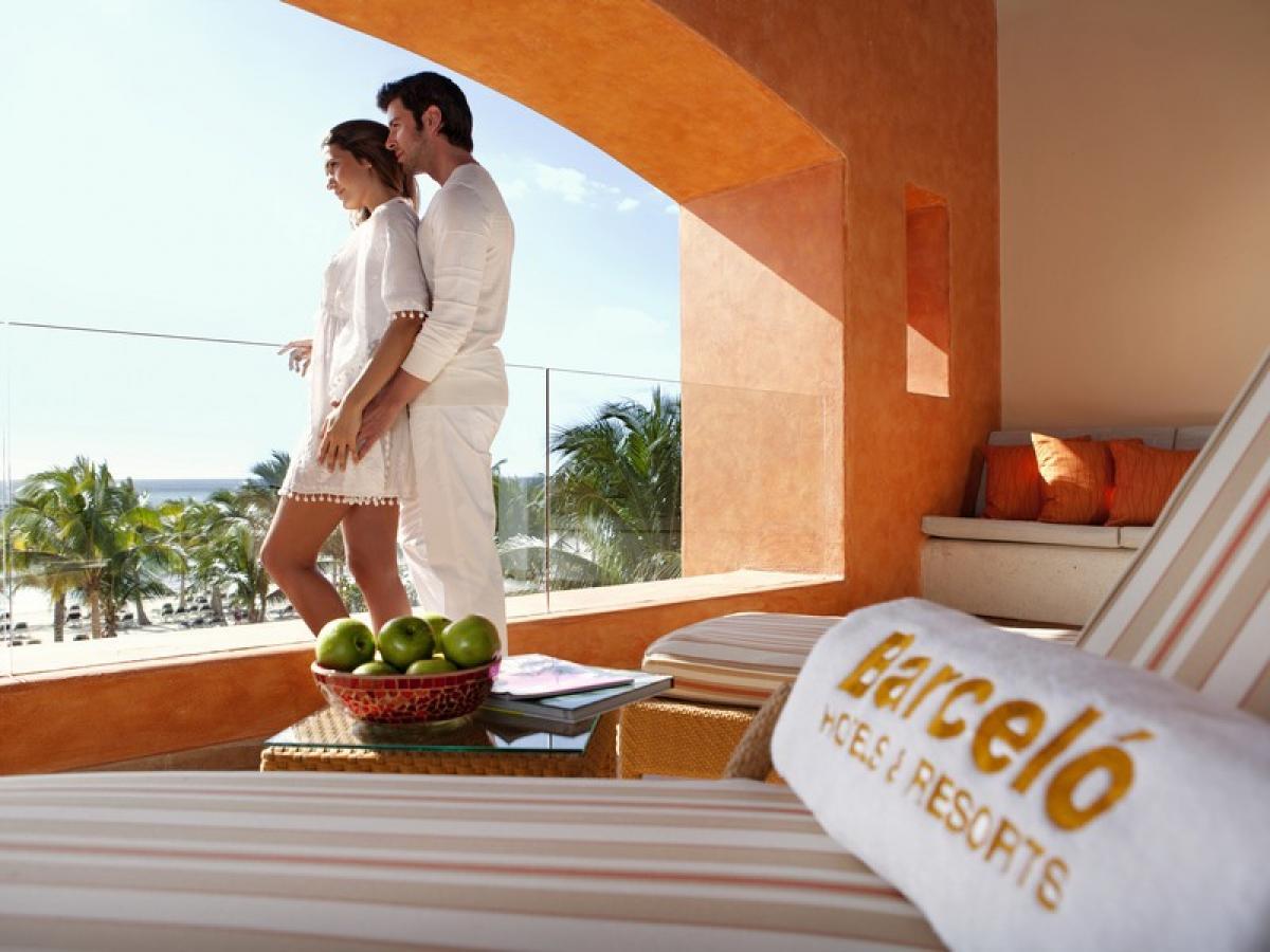 Barcelo Maya Palace Riviera Maya Mexico - Presidential Suite Ocean Front Club Pr