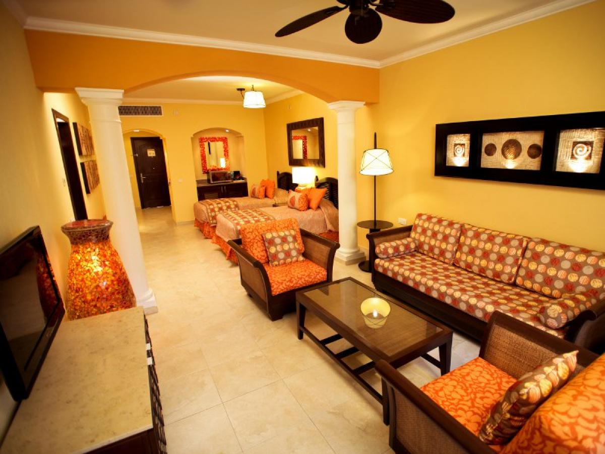 Barcelo Maya Palace Riviera Maya Mexico - Family Junior Suite