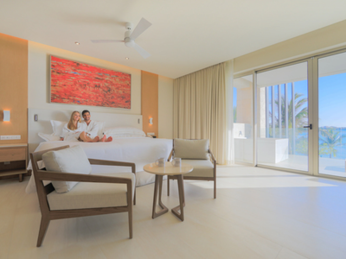 Barcelo Riviera Maya Adults Only - Premium Level Suite Ocean Front