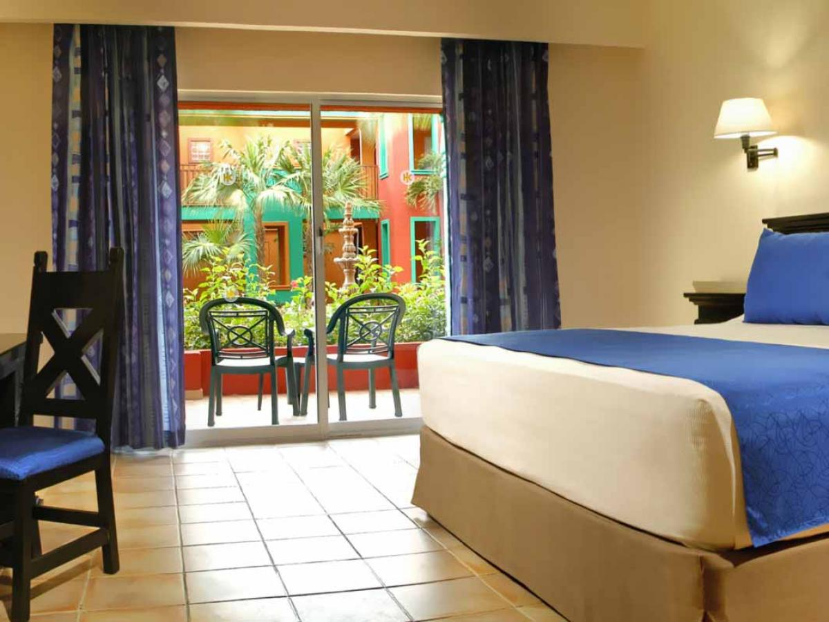 Catalonia Playa Maroma Riviera Maya Mexico - Garden View