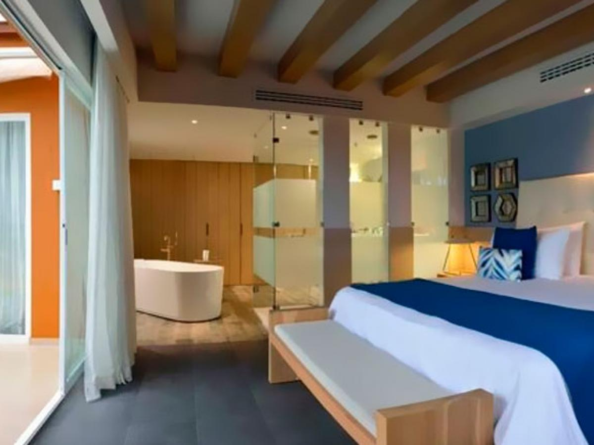 Catalonia Playa Maroma Riviera Maya Mexico - Privileged Suite Ocean view & Swimm