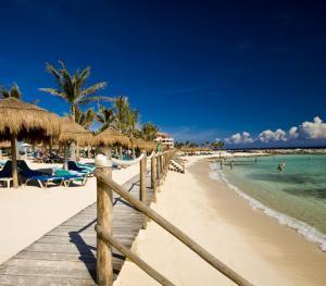 Catalonia Riviera Maya Mexico - Beach