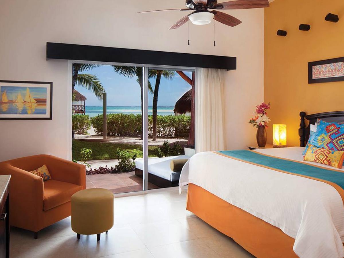 El dorado maroma mexico mi hotelito beachfront suite