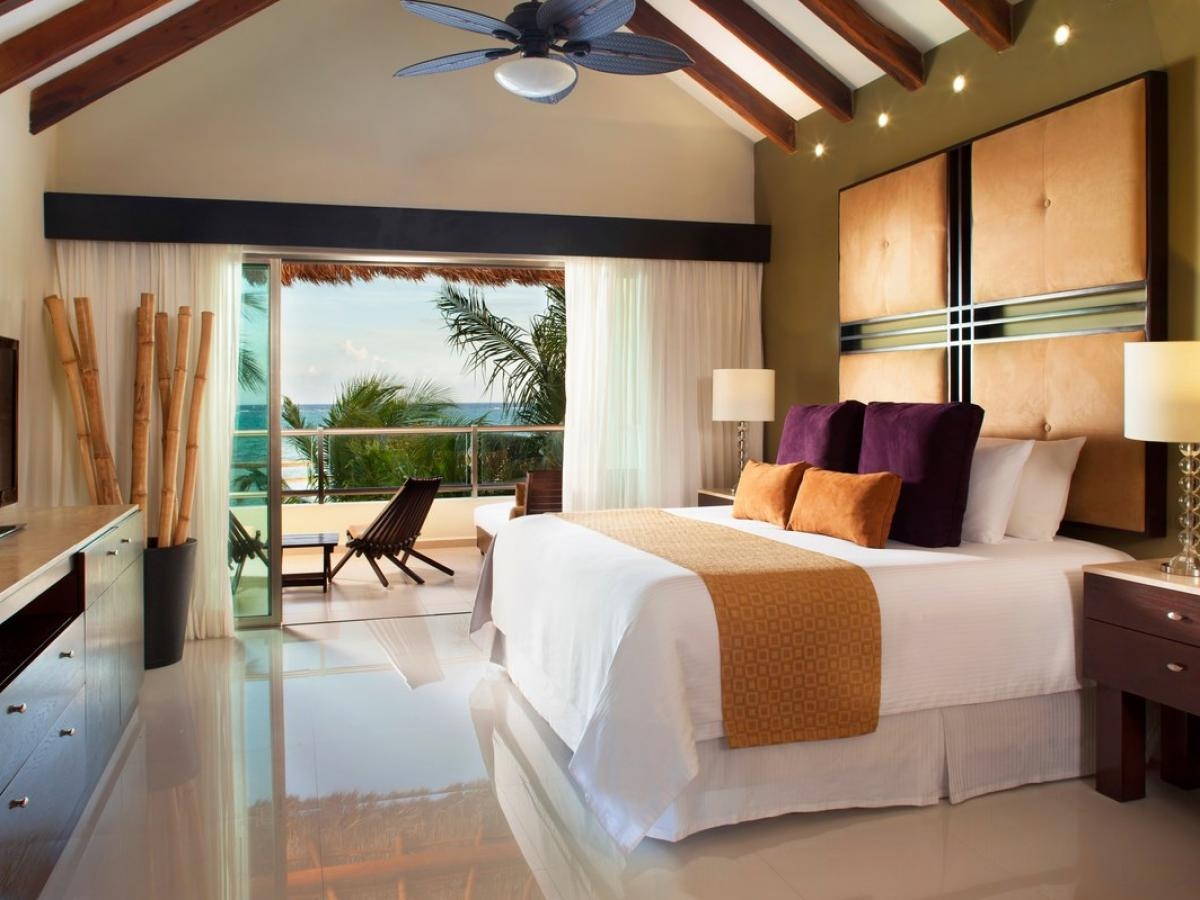 El Dorado Maroma Riviera Maya Mexico - Royal Suite