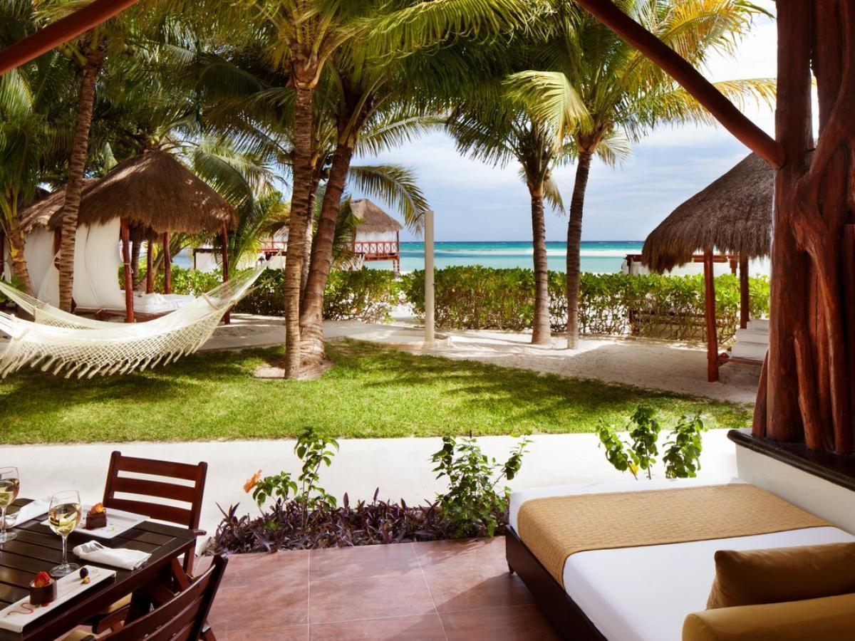El Dorado Maroma Riviera Maya Mexico - Mi Hotelito Beachfront Suites