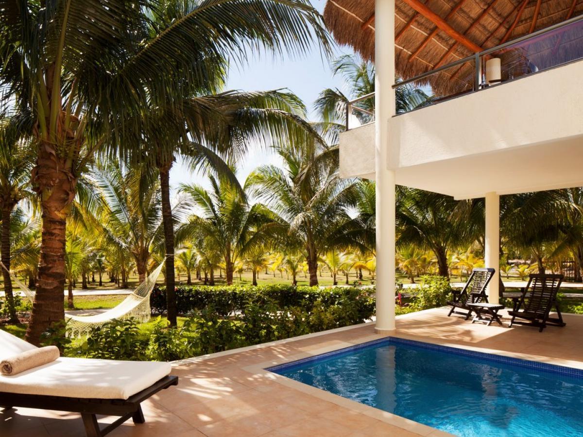 El Dorado Maroma Riviera Maya Mexico - Presidential Villa
