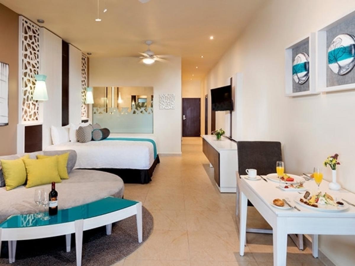 El Dorado Seaside Suites Riviera Maya Mexico - Oceanfront