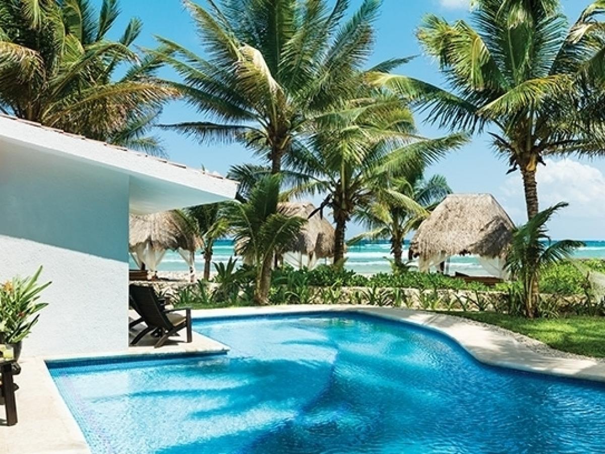 El Dorado Seaside Suites Riviera Maya - Royal Swim Up