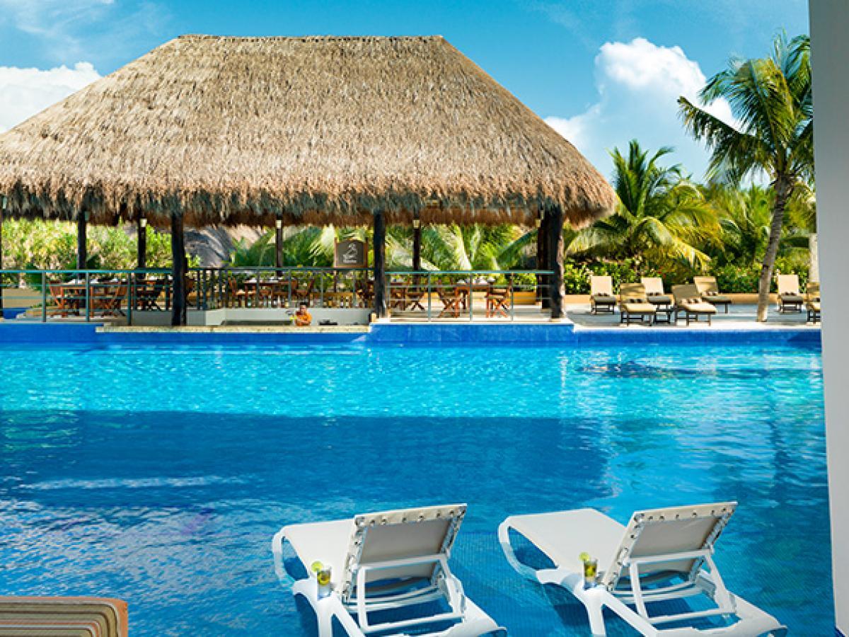 El Dorado Seaside Suites - Riviera Maya | STSVacations