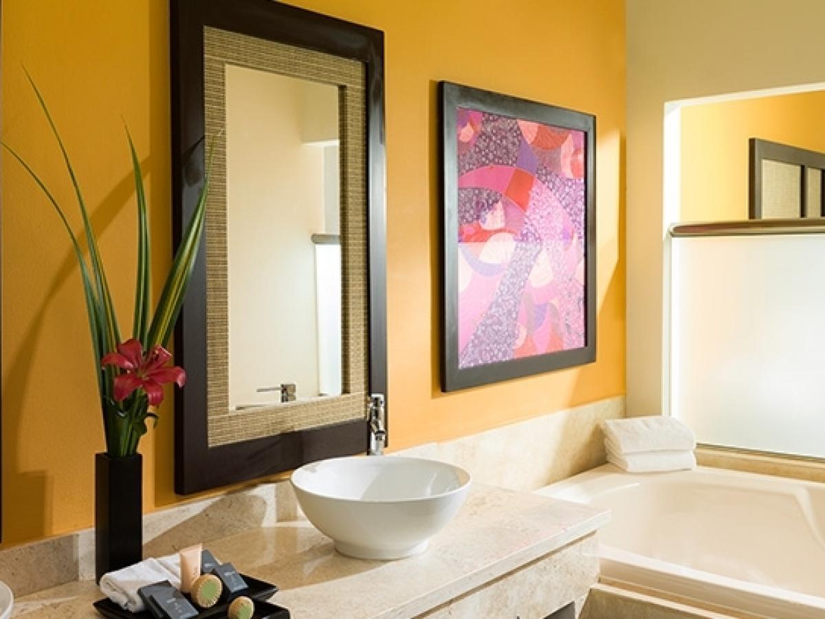 El Dorado Sensimar Riviera Maya Mexico - Premium Ocean View Jacuzzi Junior Suite