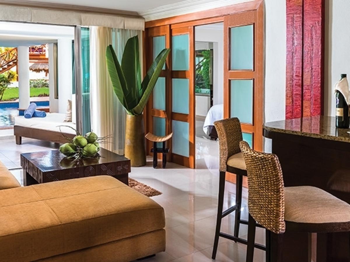 El Dorado Sensimar Riviera Maya Mexico - Presidential Studio