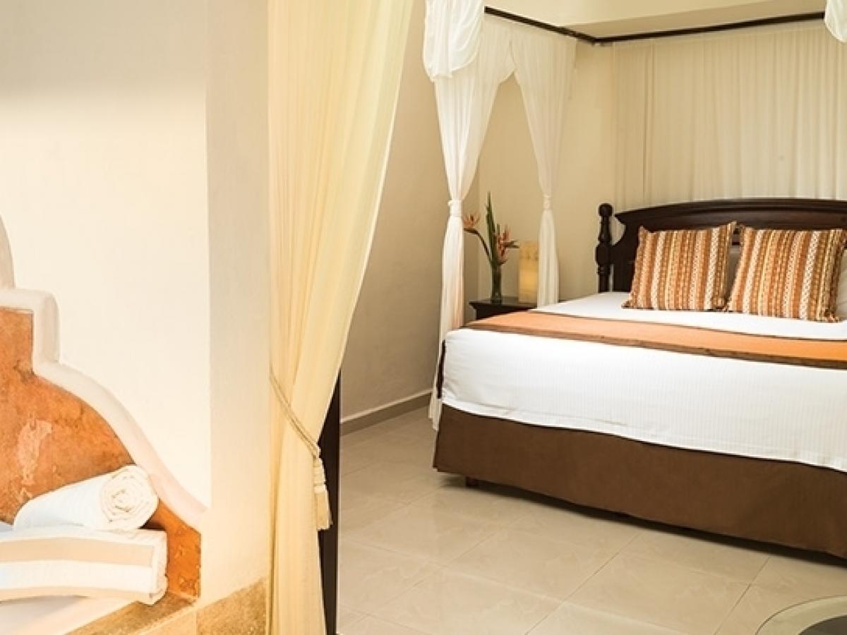 El Dorado Sensimar Riviera Maya Mexico - Royal Suite
