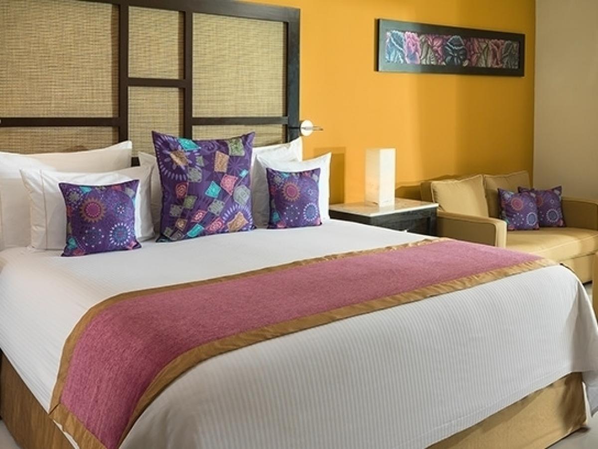 El Dorado Sensimar Riviera Maya Mexico - Premium Jacuzzi Junior Suite