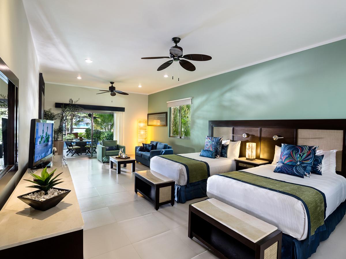 Villa Maroma Riviera Maya Mexico Double Bedroom