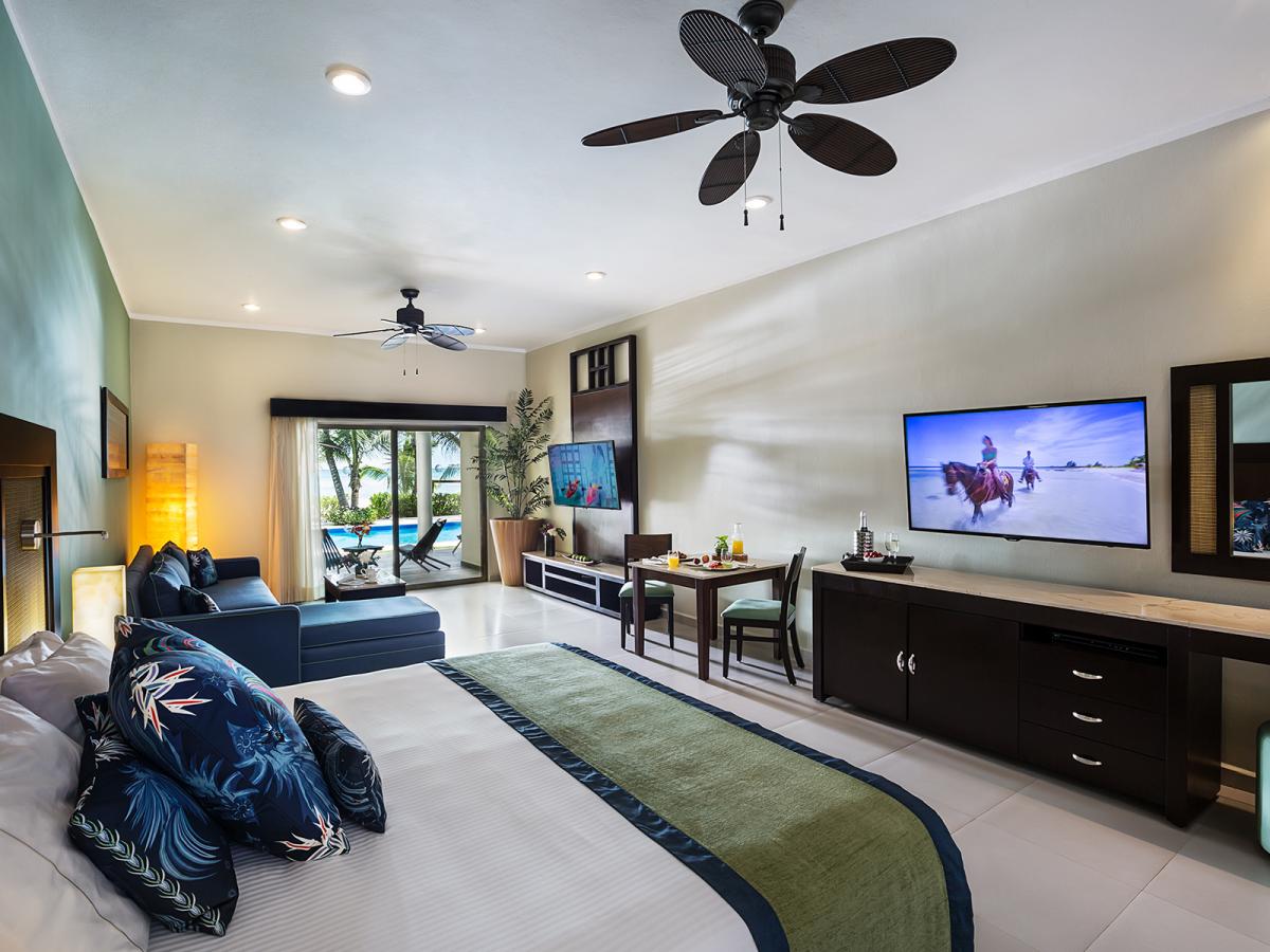Villa Maroma Riviera Maya Mexico Master Bedroom