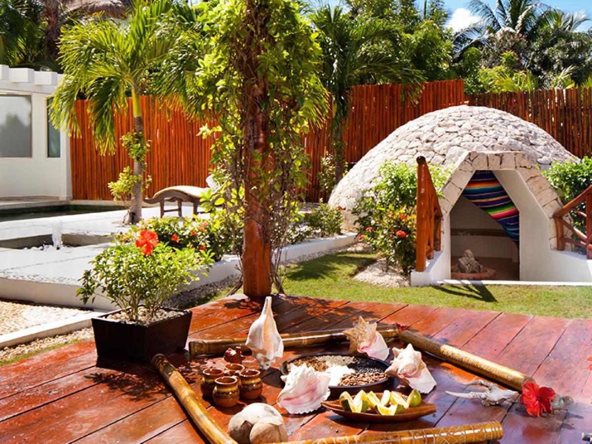 Generations Spa Resort & Hotel Riviera Maya Mexico - The Steam House