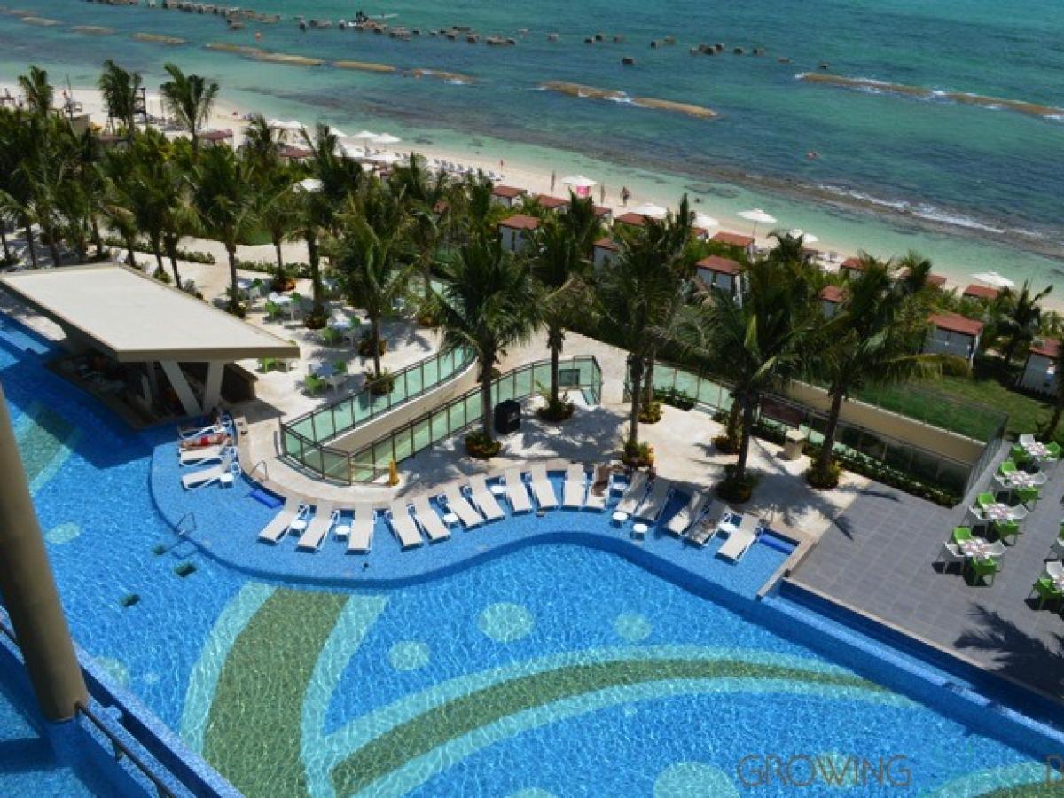 Generations Spa Resort & Hotel Riviera Maya Mexico - Resort