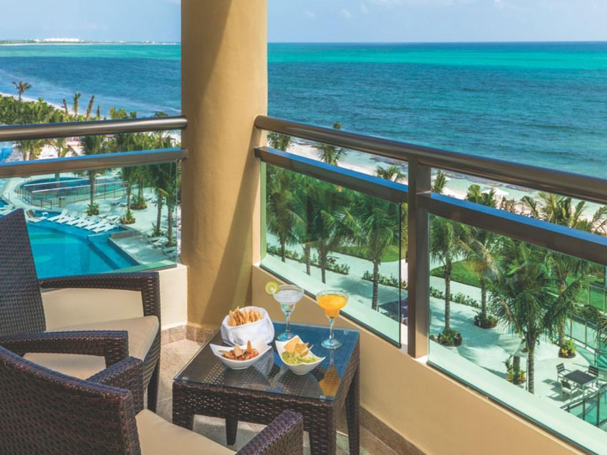 Generations Spa Resort & Hotel Riviera Maya Mexico - Oceanfront Three Bedroom Ja