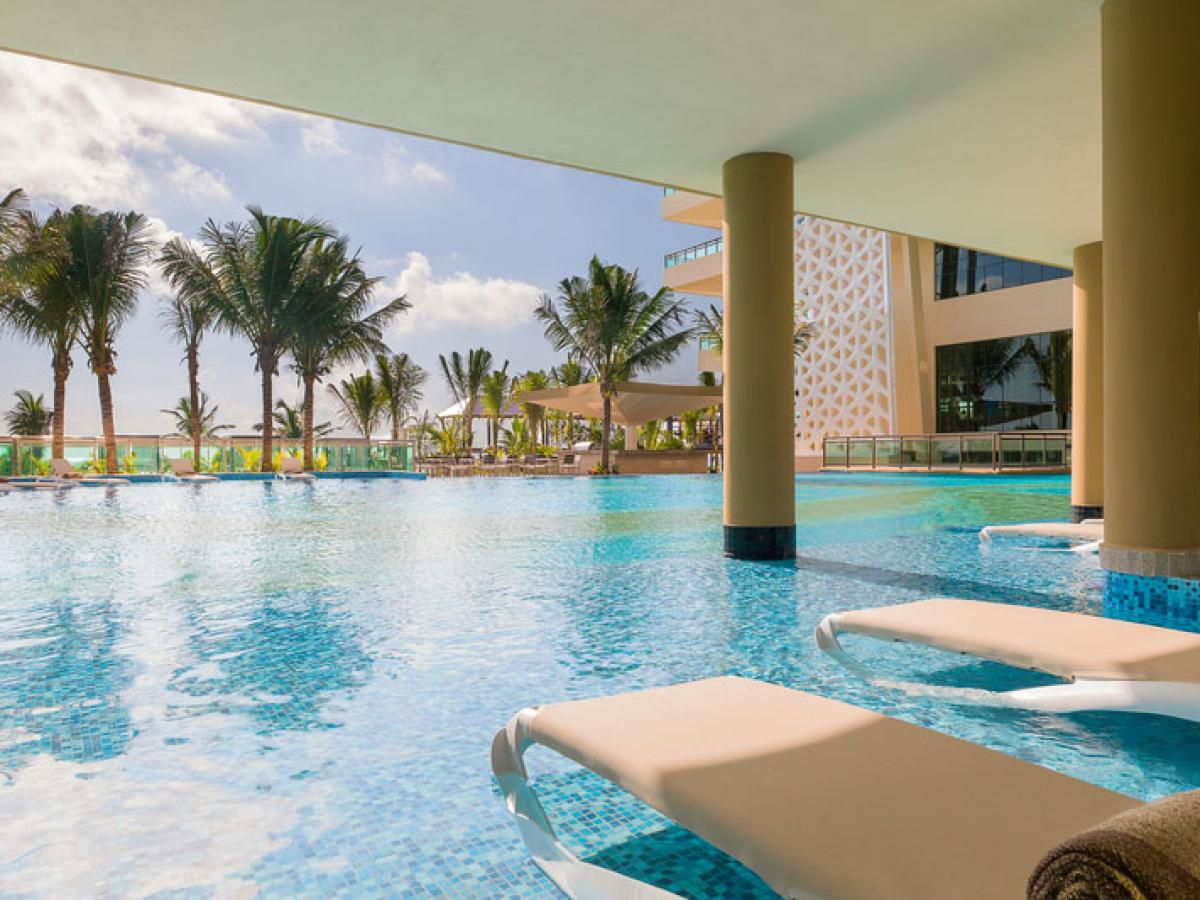 Generations Spa Resort & Hotel Riviera Maya Mexico - Oceanfront Two Bedroom Swim