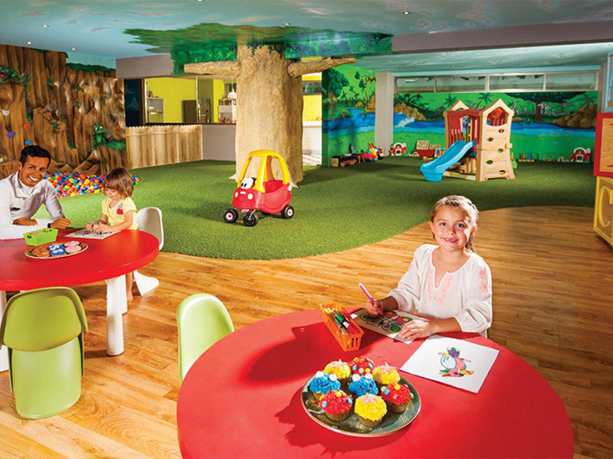 Generations Spa Resort & Hotel Riviera Maya Mexico - Kids Club
