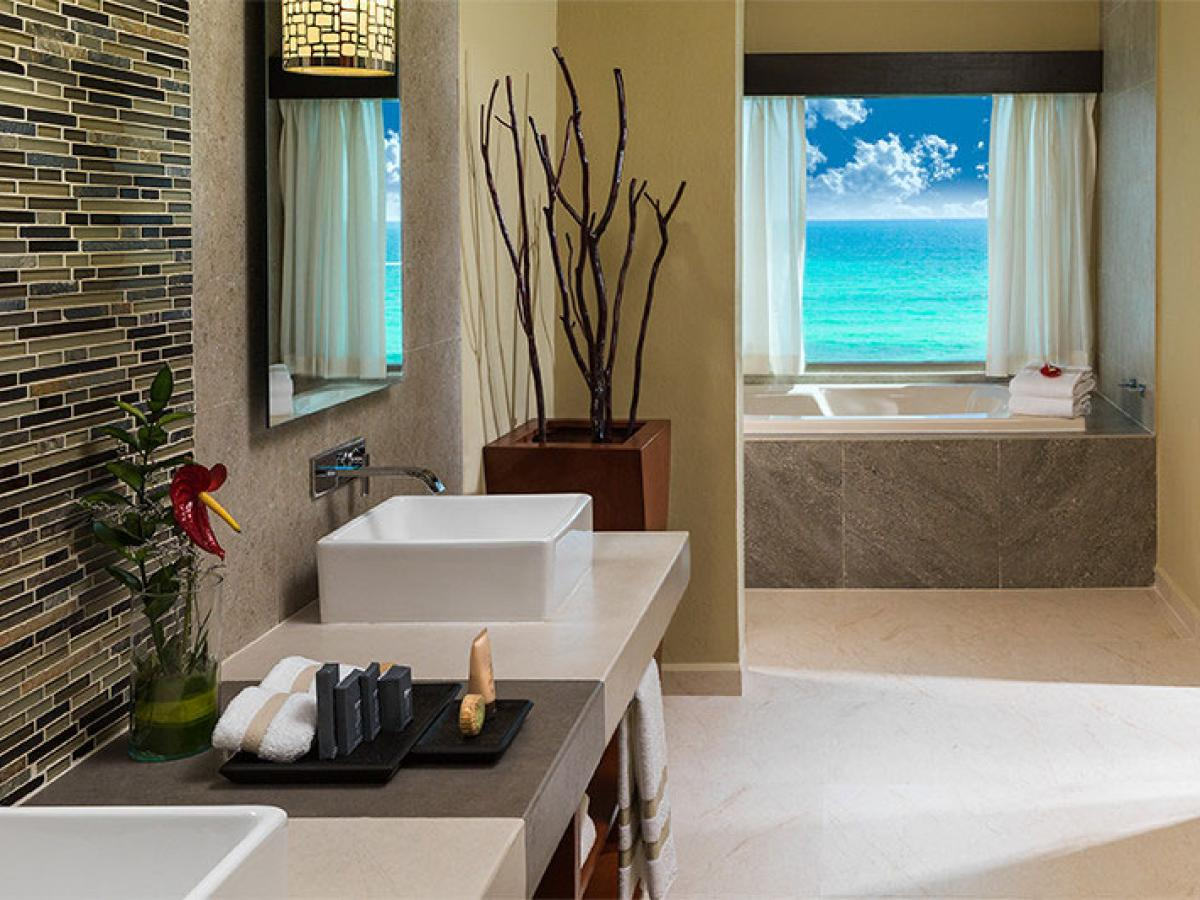 Generations Spa Resort & Hotel Riviera Maya Mexico - Oceanfront Suite