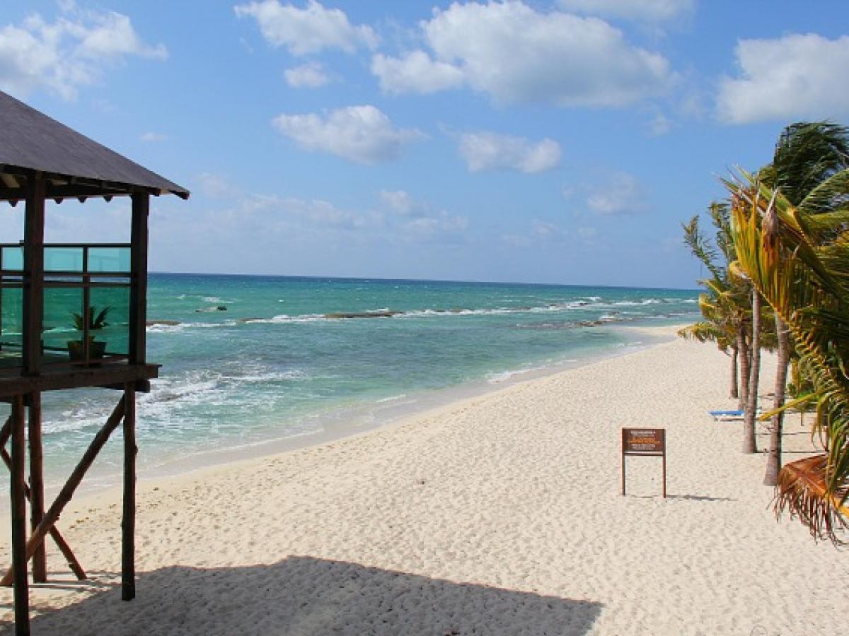 Generations Spa Resort & Hotel Riviera Maya Mexico - Beach