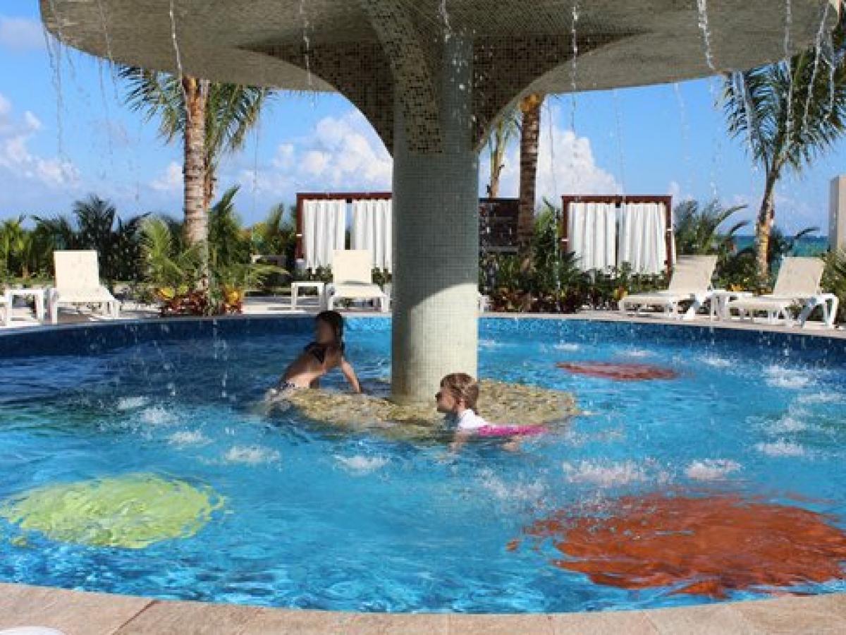 Generations Spa Resort & Hotel Riviera Maya Mexico - Kids Pool