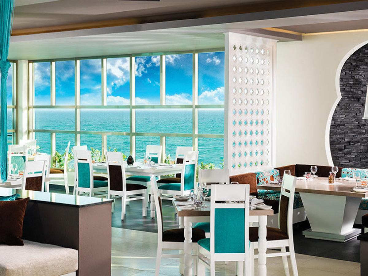 Generations Spa Resort & Hotel Riviera Maya Mexico - Habb Restaurant & Lounge