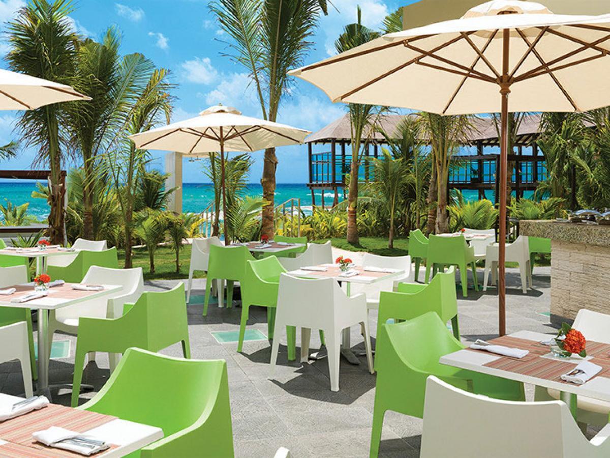 Generations Spa Resort & Hotel Riviera Maya Mexico - Palms Gourmet Terrace
