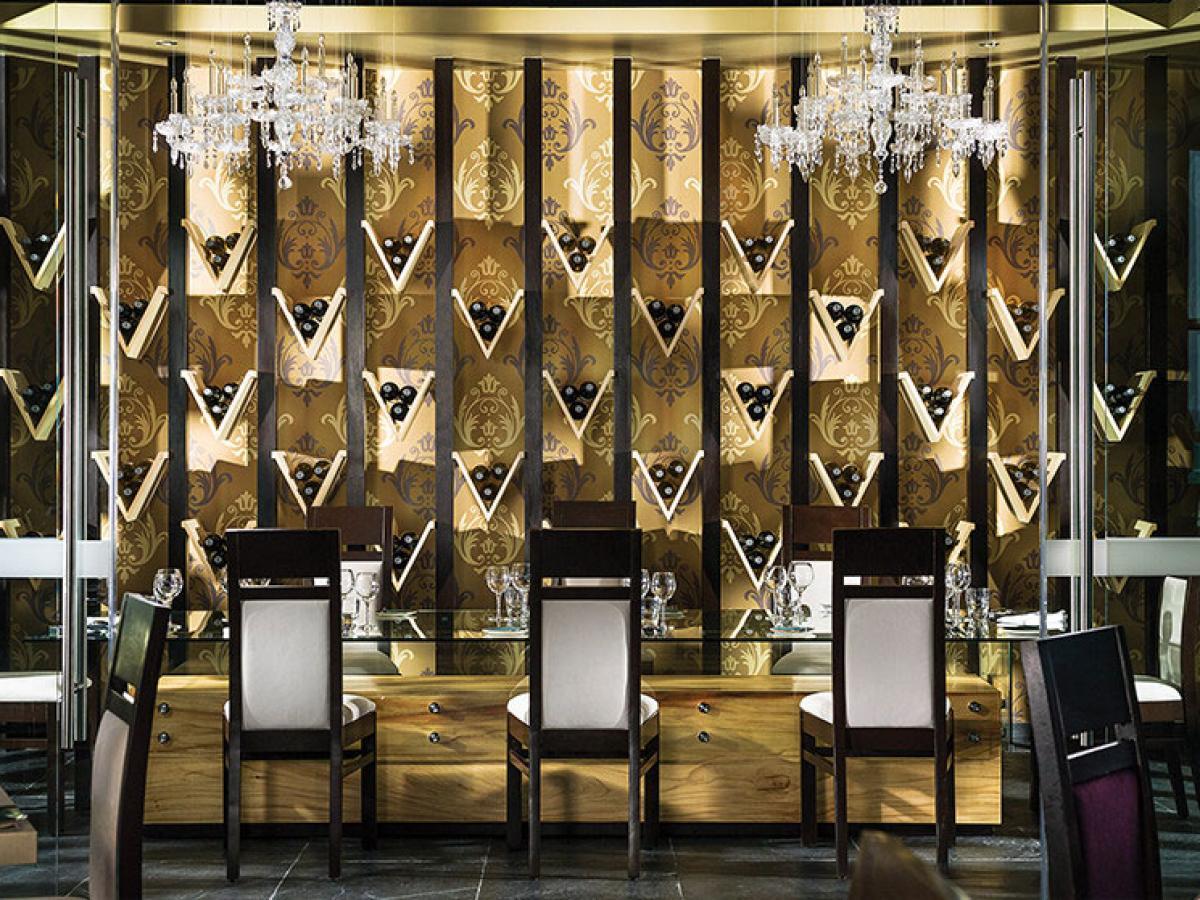 Generations Spa Resort & Hotel Riviera Maya Mexico - Wine Kitchen and Tasting Ro