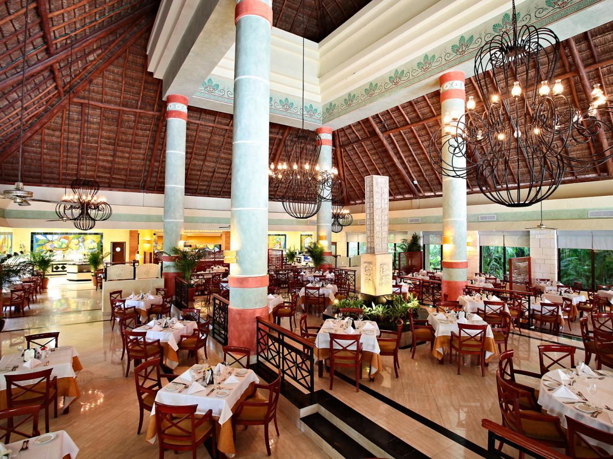 Gran Bahia Principe Coba Riviera Maya Mexico - Kukulcan Restaurant