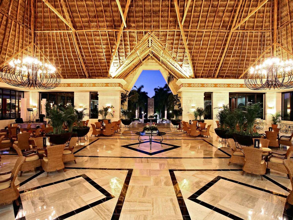 Gran Bahia Prinicipe Coba Riviera Maya Mexico - Lobby