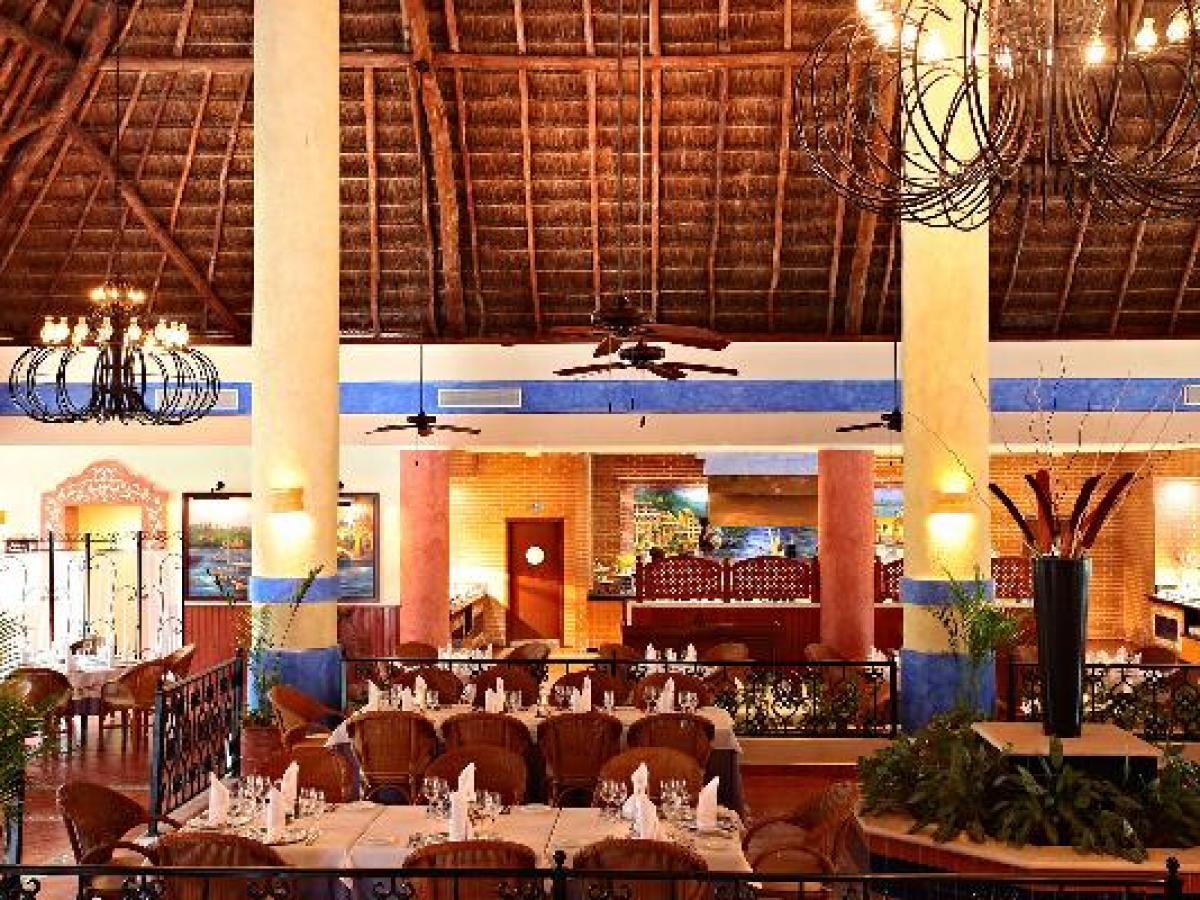 Gran Bahia Principe Coba Riviera Maya Mexico - Portofino Restaurant
