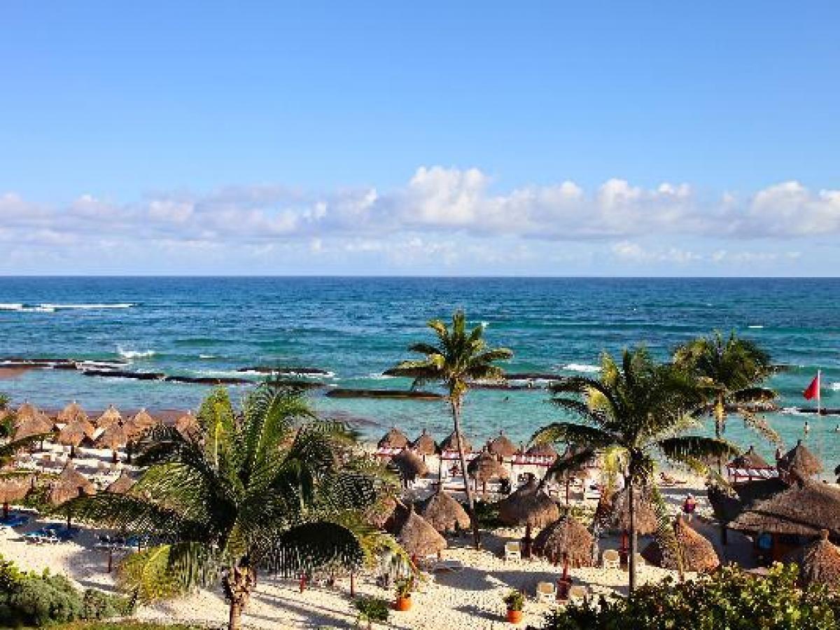 Gran Bahia Principe Coba Riviera Maya Mexico - Beach
