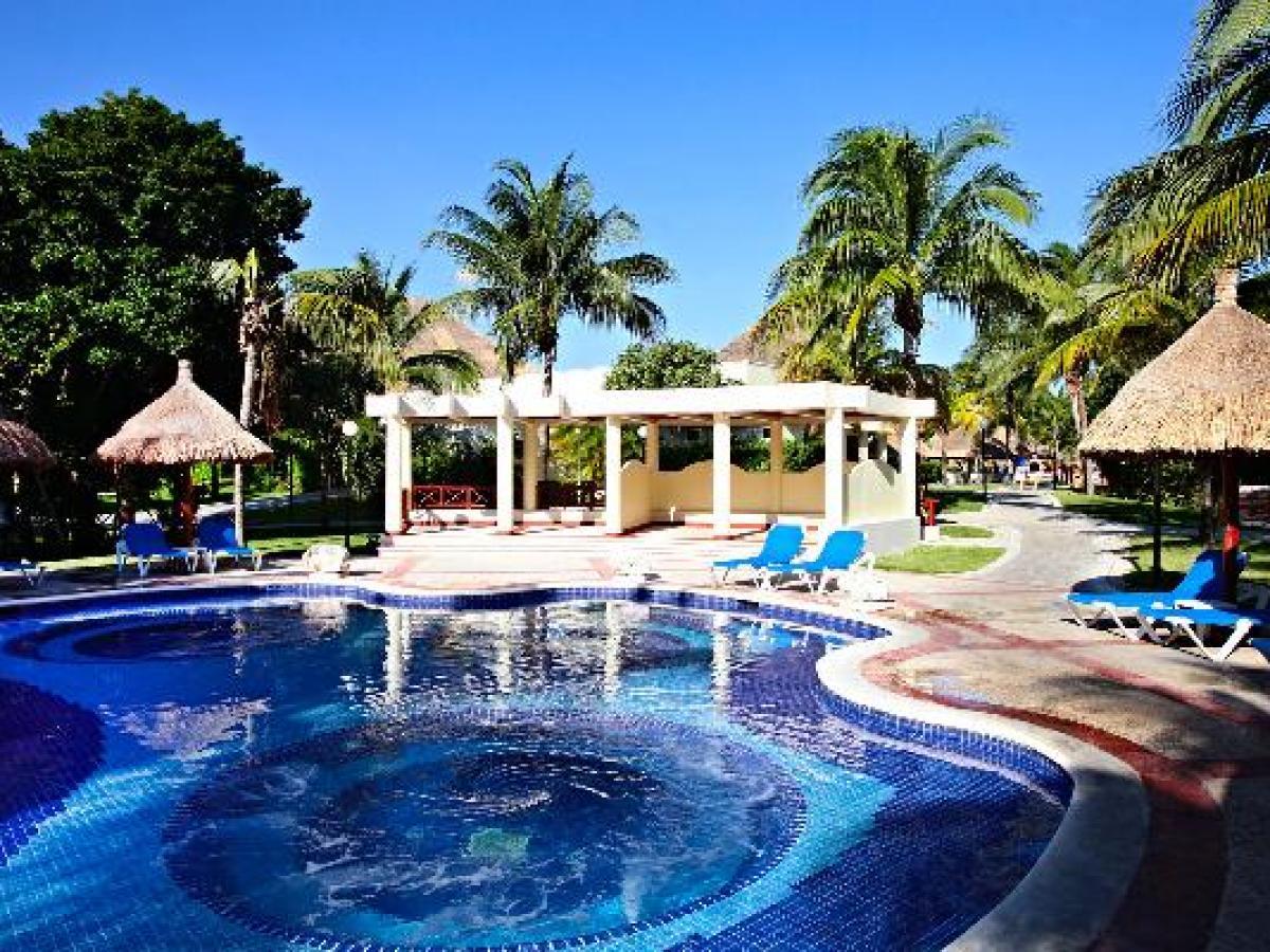 Gran Bahia Principe Coba Riviera Maya Mexico - Swimming Pools