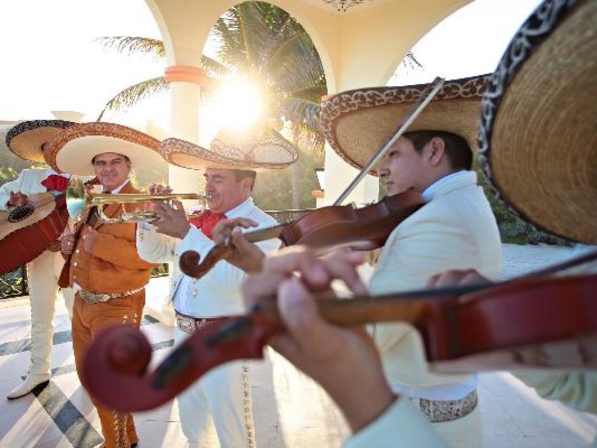 Gran Bahia Principe Coba Riviera Maya Mexico -  Entertainment