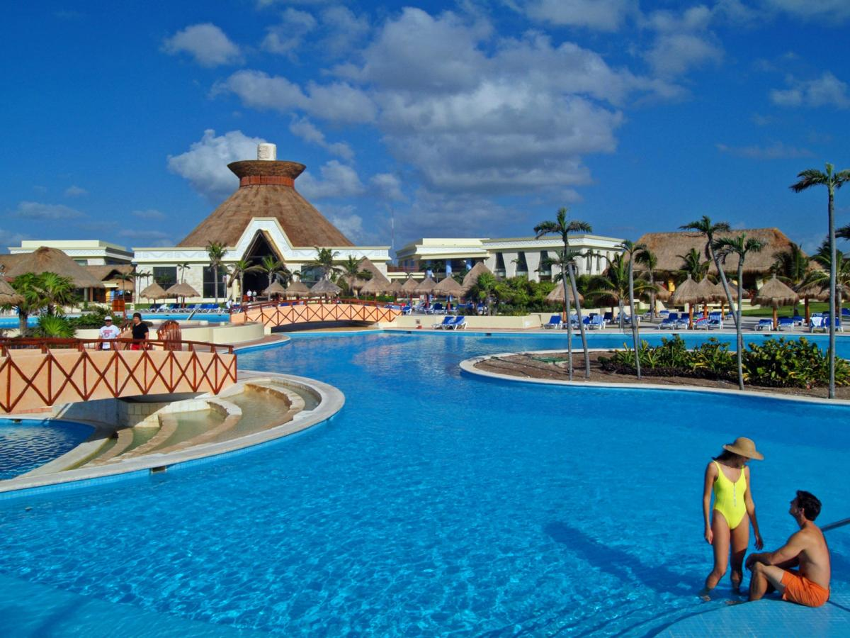 Gran Bahia Principe Tulum Mexico - Swimming Pools